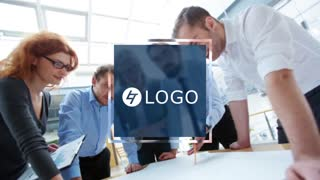 Corporate Minimal Slideshow Business Presentation Timeline Commercial Opener Modern Intro Promo Display
