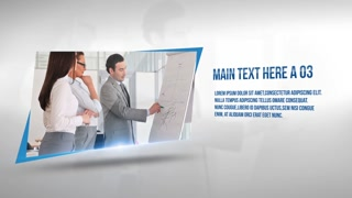 Inspiration Business Corporate Presentation Timeline Commercial Opener Modern Slideshow Intro Promo Display