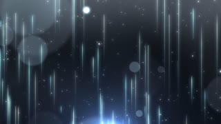 Particles dust abstract light motion titles cinematic background 21