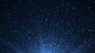 Particles Dust Abstract Light Motion Titles Cinematic Background Loop 10
