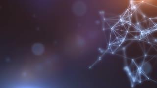 Plexus abstract network titles cinematic background 09