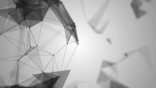 Plexus abstract network titles cinematic background 56