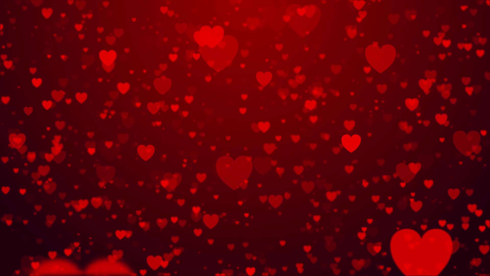 Valentine S Day Heart Love Wedding Anniversary Abstract Particles Background Loop Motion Background Storyblocks