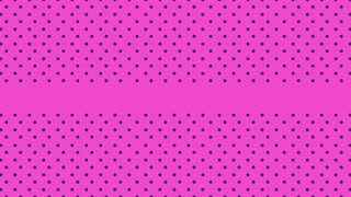pink dotted background explosion pop art style