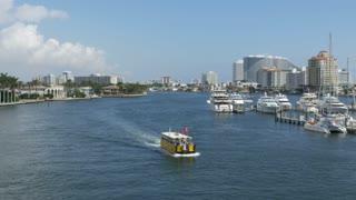 Fort Lauderdale Florida Harbor
