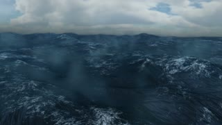 Rough Seas Animation Scene