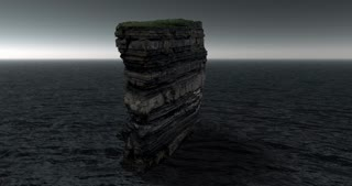 Footage of the world famous Downpatrick Head in County Mayo, Ireland.