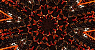 VJ Loops 1 - PepN Stock Footage - 4K Hypnotic kaleidoscope stage visual loop for concert, night club, music video, events, show, fashion, holiday, exhibition, LED screens and projection mapping.
