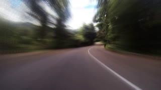 Car on-board Camera registering