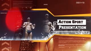Action Sports Presentation