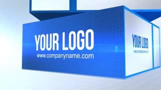 Corporate Cube Presentation