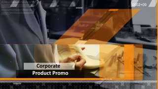 Corporate Product Promo