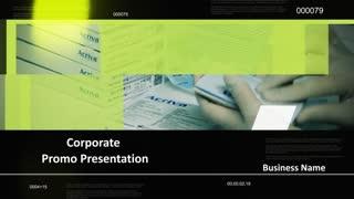 Corporate  Promo Presentation