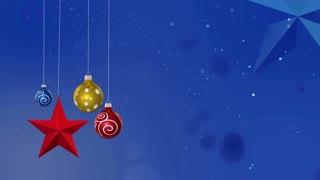 New Christmas Background