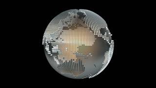 Rotating Globe Loop