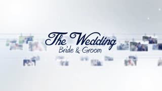 The Wedding Video Slidesshow