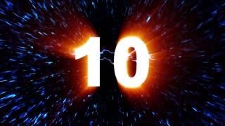 Countdown Energy Animation