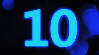 Countdown Logo Animation