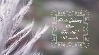 Photo Gallery Our Beautiful Moments