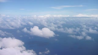 Above The Pacific Ocean Aerial