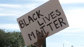 Black Lives Matter City Unity