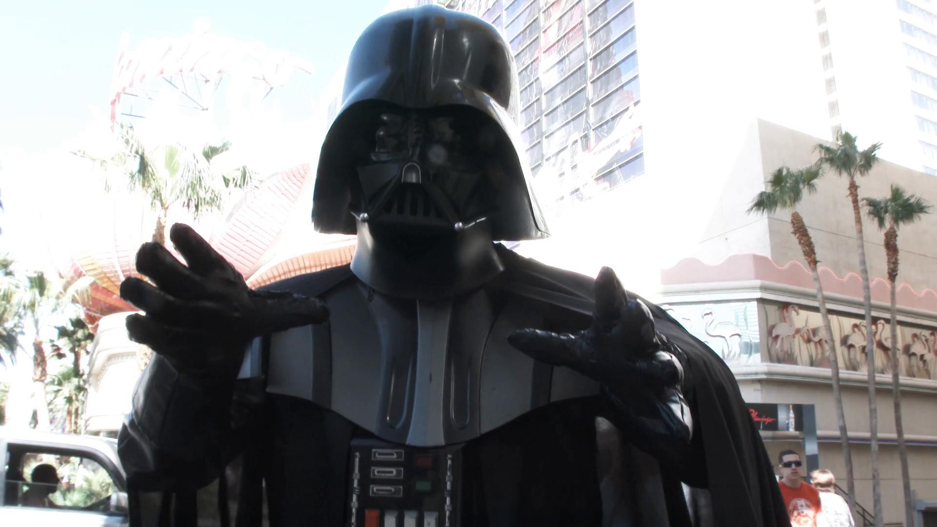 Darth Vader In Las Vegas Stock Video Footage Storyblocks
