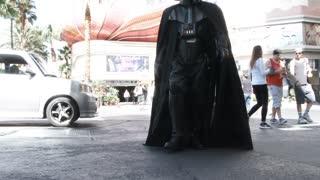 Darth Vader In Las Vegas