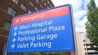 Emergency Hospital Exterior