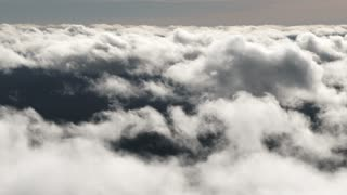 In The Clouds At High Elevation