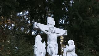 Jesus On The Cross Zoom In