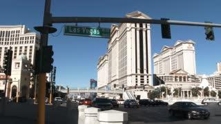 Las Vegas Blvd At Caesars Palace