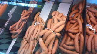 Meat Market Sausage And Brats