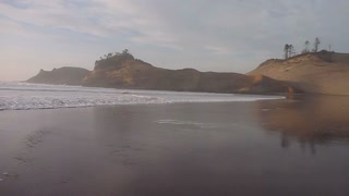 Ocean Gulls And Rising Tide