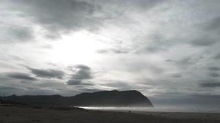 Pacific Northwest Seaside Beach