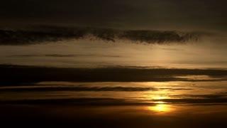 Sunrise Sky Cloudscape Time Lapse