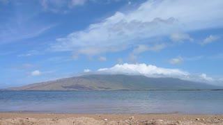 The Head Of Maui From Sandy Beach