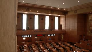 USA House Of Representatives Pre Meeting