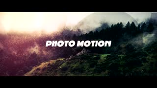 Photo Motion - After Effects Template