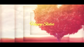 Happy Slides - After Effects Template