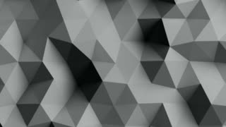 Gray seamless animated background loop