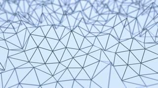 Seamless animated background loop