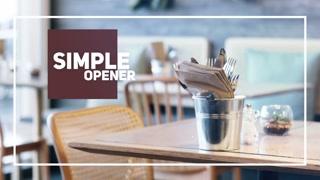 Simple Clean Opener