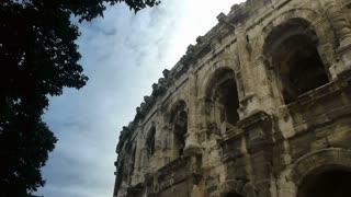 Ancient Colosseum, Nimes France