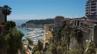 Bay of Monaco, Cote D'Azur France