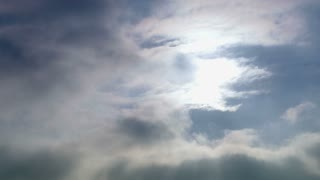 Beautiful skies background 4K