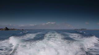 Boat trip Ile de Brehat. Bretagne France