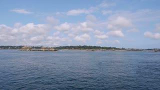 Boat trip Ile de Brehat, Bretagne France