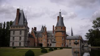 Castle in France, Chateau de Maintenon