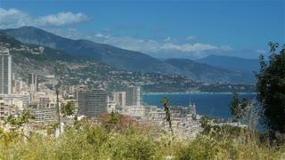 Monaco at Cote D'Azur France