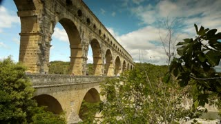 Pont du Gard in South France